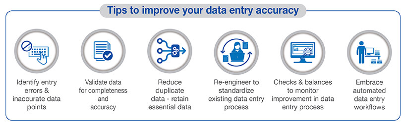 tips bto improve your data entry accuracy