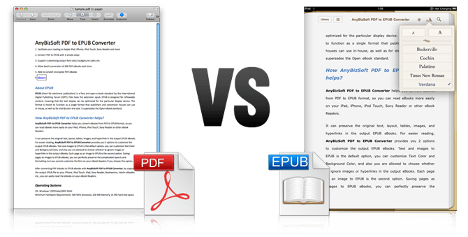 EPub Versus PDF - Who will Win The Race? | HabileData