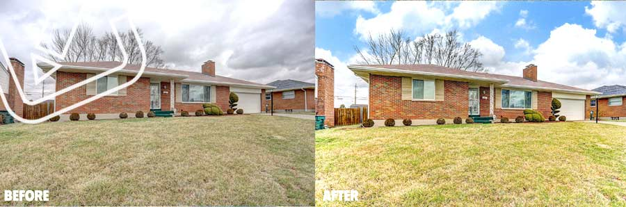 Why outsource real estate photo editing & retouching?