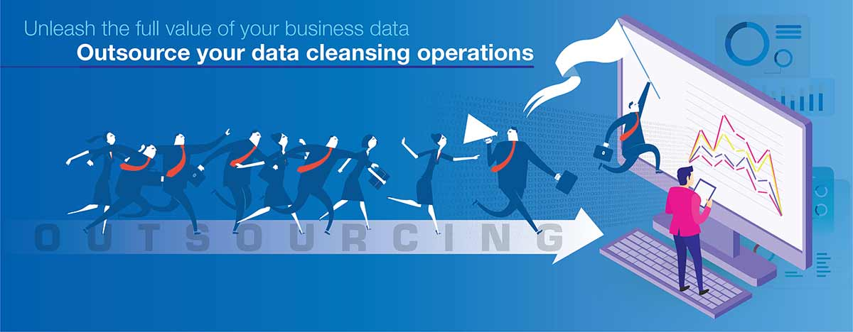 Benefits of Outsourcing Data Cleansing