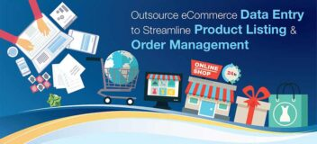 Why should eCommerce Stores Outsource Data Entry? [Infographic]