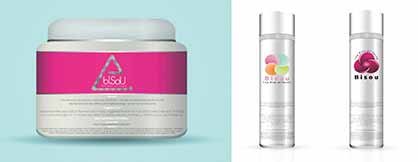 Creative Product Packaging Design for a Cosmetic Supplier