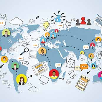 Data Collection of Company Contact Details for a B2B Service Provider in USA