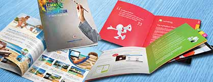 Page Layout Design Using Adobe InDesign for Commercial Publication